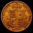 London Coins : A165 : Lot 2680 : Half Sovereign 1892 No J.E.B on truncation, Marsh 481A Good Fine/Fine