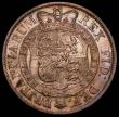 London Coins : A165 : Lot 2737 : Halfcrown 1817 Small Head ESC 618, Bull 2096 UNC the reverse with very minor cabinet friction, with ...