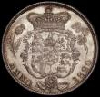 London Coins : A165 : Lot 2740 : Halfcrown 1820 George IV ESC 628, Bull 2357 UNC with minor contact marks only, with original mint lu...