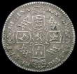 London Coins : A165 : Lot 2887 : Sixpence 1693 ESC 1529, Bull 869 NVF