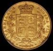 London Coins : A165 : Lot 2959 : Sovereign 1845 Marsh 28 NGC MS61 rare thus we note we have only seen an example in this grade once b...