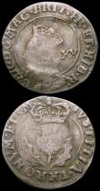London Coins : A165 : Lot 3768 : Scotland Twenty Pence (3) Charles I B on it's side by the base of the thistle Near Fine, Charle...