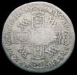 London Coins : A165 : Lot 3958 : Sixpence 1693 ESC 1529, Bull 869 VG the reverse with a misty area
