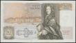 London Coins : A165 : Lot 582 : Fifty Pounds Kentfield QE2 pictorial and Sir Christopher Wren B361 issue 1991 very LOW number FIRST ...