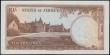 London Coins : A165 : Lot 835 : The States of Jersey 10 Shillings Pick 7a ND (1963) LOW serial number A 000185 brown and pale blue Q...