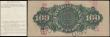 London Coins : A165 : Lot 867 : Canada 100 Dollars Imperial Bank counterfeit dated 2nd January 1917, plate A series N...