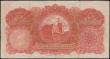 London Coins : A165 : Lot 995 : Palestine 5 Pounds Palestine Currency Board Pick 8d Jerusalem dated 1st January 1944 White Tower (Cr...