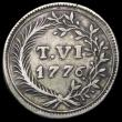 London Coins : A166 : Lot 1155 : Malta 6 Tari 1776 KM#303.1 Fine and superior to the Krause plate coin
