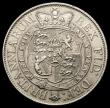 London Coins : A166 : Lot 1760 : Halfcrown 1818 ESC 621, Bull 2099 EF or near so with light contact marks