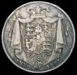 London Coins : A166 : Lot 1777 : Halfcrown 1837 ESC 667, Bull 2486 Good Fine with old grey toning