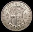 London Coins : A166 : Lot 1833 : Halfcrown 1934 ESC 783, Bull 3747 UNC and lustrous, with some signs of die stress on the obverse cau...