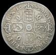 London Coins : A166 : Lot 2019 : Shilling 1683 Fourth Bust ESC 1065, Bull 558 a Bold and clear Fine, a collectable and problem-free e...