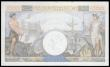 London Coins : A166 : Lot 210 : France Banque De France 1000 Francs Pick 96a dated Paris, 19th December 1940 series T.1260 690 numbe...
