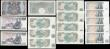 London Coins : A166 : Lot 41 : Bank of England (16) in mostly high grades to VF-GVF to UNC comprising Peppiatt Pre World War II 1 P...