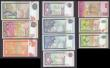 London Coins : A166 : Lot 446 : Sri Lanka (10) comprising issues from the Sri Lanka Heritage series including 10 Rupees Pick 102a da...