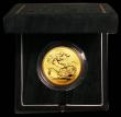 London Coins : A166 : Lot 627 : Five Pounds Gold 2006 S.SE7, BU in the Royal Mint green box of issue with certificate