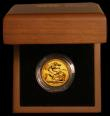 London Coins : A166 : Lot 726 : Sovereign 1966 EF once cleaned and in a Royal Mint presentation box