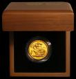 London Coins : A166 : Lot 727 : Sovereign 1967 EF and in a Royal Mint presentation box
