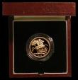 London Coins : A166 : Lot 742 : Sovereign 1994 Proof FDC in the box of issue with certificate