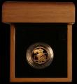 London Coins : A166 : Lot 754 : Sovereign 2008 Proof FDC in the box of issue with certificate