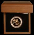 London Coins : A166 : Lot 758 : Sovereign 2011 Proof FDC in the box of issue with certificate
