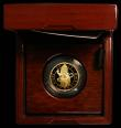 London Coins : A166 : Lot 831 : Twenty Five Pounds 2017 The Queen's Beasts - The Lion of England Quarter Ounce Gold Proof (.999...