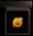 London Coins : A166 : Lot 839 : Two Pounds 1996 A Celebration of Football Gold Proof FDC in the box of issue with certificate