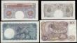 London Coins : A167 : Lot 1315 : Bank of England (5) comprising Peppiatt issues (3) including a 5 Pounds White note B241 dated 20th J...