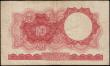 London Coins : A167 : Lot 1560 : Malaya & British Borneo 10 Dollars Pick 9a dated 1st March 1961 small prefix variety serial numb...