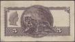 London Coins : A167 : Lot 1647 : Straits Settlements Government 5 Dollars Pick 17a first date of issue 1st January 1931 serial number...