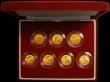 London Coins : A167 : Lot 182 : The Half Sovereign Portrait Collection a 7-coin set comprising Half Sovereigns (7) 1885 Marsh 459 Go...