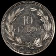 London Coins : A167 : Lot 1913 : Ecuador 10 Centavos 1919 KM#64 VIP Proof/Proof of record struck in cupro-nickel, in a PCGS holder an...