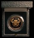 London Coins : A167 : Lot 194 : Two Pounds 1986 Commonwealth Games - Scottish Thistle S.K1 Gold Proof, a light handling mark on the ...