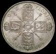 London Coins : A167 : Lot 2440 : Florin 1911 ESC 929, Bull 3755, Davies 1731 dies 2A GEF nicely toned, the obverse with some light co...