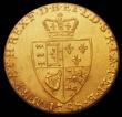 London Coins : A167 : Lot 622 : Guinea 1798 S.3729 GEF with a hint of red toning in the legends, an unusually well-struck obverse di...