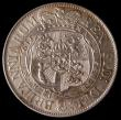 London Coins : A167 : Lot 772 : Halfcrown 1817 Small Head ESC 618 CGS UNC 80 desirable and choice thus