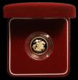 London Coins : A167 : Lot 80 : Half Sovereign 2005 Proof S.SB6 FDC in the Royal Mint box of issue with certificate
