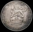 London Coins : A167 : Lot 936 : Shilling 1905 ESC 1414, Bull 3591 GF/NVF toned, with some surface marks, Rare in all grades above Fi...