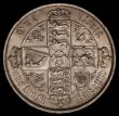 London Coins : A168 : Lot 1226 : Florin 1885 ESC 861 UNC or near so
