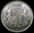 London Coins : A168 : Lot 1374 : Halfcrown 1883 ESC 711, Bull 2762,  UNC and lustrous, in an LCGS holder and graded LCGS 80, the seco...