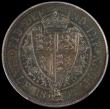 London Coins : A168 : Lot 1382 : Halfcrown 1893 Proof ESC 727, Bull 2779, Davies 663, dies 2B in a PCGS holder and graded PR62