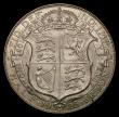 London Coins : A168 : Lot 1400 : Halfcrown 1925 ESC 772, Bull 3727 UNC and lustrous, in an LCGS holder and graded LCGS 78, a very hig...