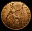 London Coins : A168 : Lot 1465 : Penny 1926 First Head Freeman 193 LCGS 82 and with good lustre, rare in this high and pleasing grade