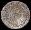 London Coins : A168 : Lot 1500 : Sixpence 1678 8 over 7, M and G of MAG both double struck, as ESC 1517, Bull 573 lists G over O or D...