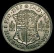 London Coins : A168 : Lot 1709 : Halfcrown 1930 ESC 779, Bull 3739 GVF and a key date, graded 45 by CGS