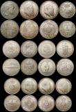 London Coins : A168 : Lot 1848 : Germany, Germany - Weimar Republic and German States (25) comprising German States (17) Frankfurt Th...
