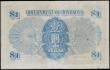 London Coins : A168 : Lot 200 : Hong Kong Government 1 Dollar Pick 316 ND 1940-41 (2) including a FIRST series and a fairly low seri...