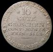 London Coins : A168 : Lot 2004 : German States - Hannover 16 Gute Groschen 1821 KM#127 GVF/VF