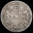London Coins : A168 : Lot 2158 : Halfcrown 1670 ESC 467, Bull 453 VG or better/Near Fine a problem-free example