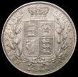 London Coins : A168 : Lot 2169 : Halfcrown 1883 ESC 711, Bull 2762 AU/GEF with light tone